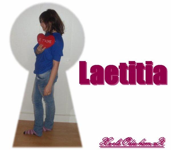 ♣Chapiitre2♣                                  LaeTiitia PQT Une des essentiiel!