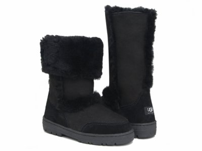Trendy & Fashionable Black Ugg Boots