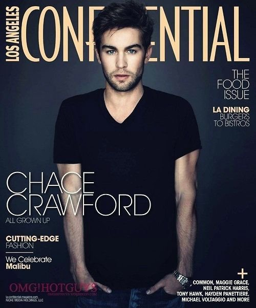 Chace Crawford mag' ! ♥