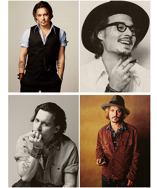 Fiche acteur : Johnny Depp.
