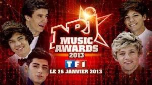 NRJ Music Arwards 2013 ! Soutenez les One Direction ! On Compte sur Vous !!!!! ღ ♥ ツ