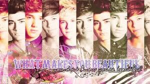 What Makes You Beautiful ! One Direction