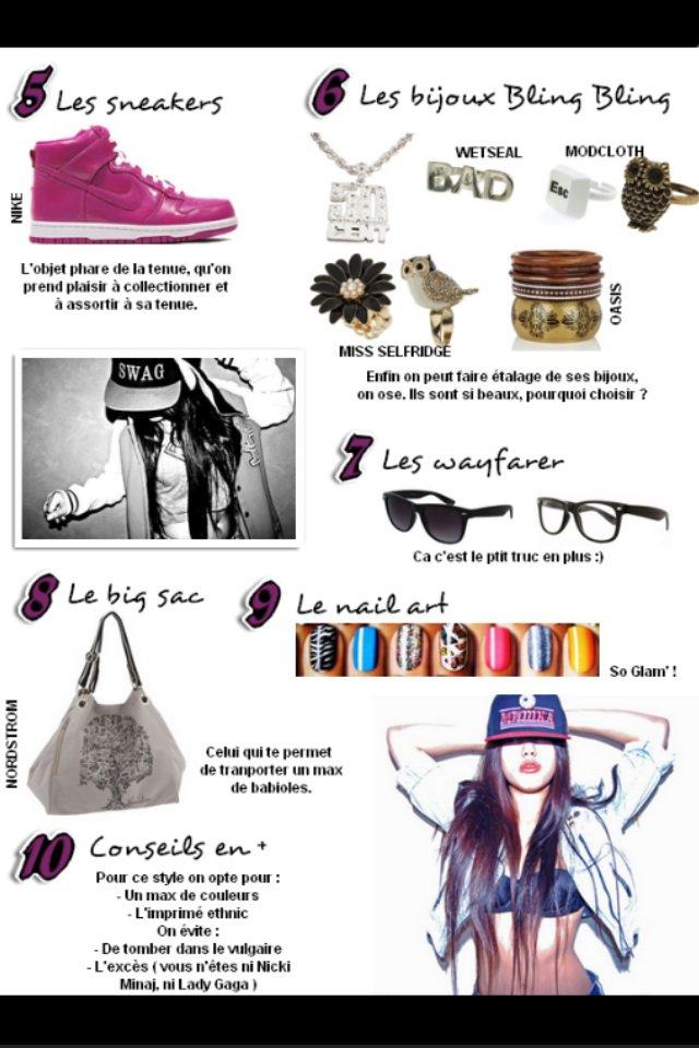 Comment etre swag en 10 leçons ? C'est FACILE !!!