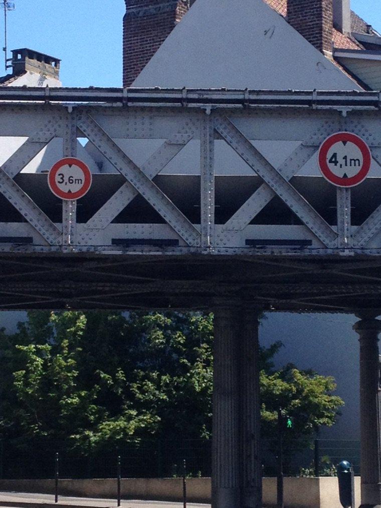 Le pont de pise