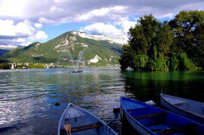 Annecy .