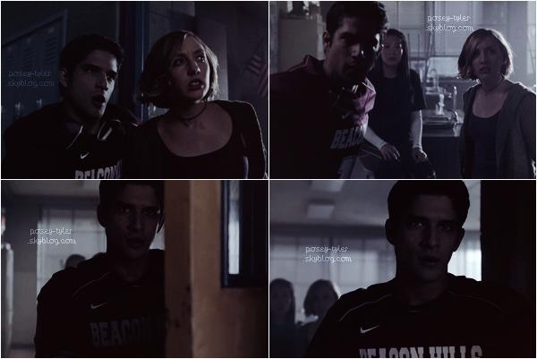 . Stills de l'épisode 5x17 « A Credible Threat »  .
