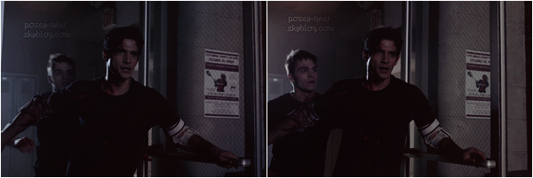 . Stills de l'épisode 5x18 « Maid of Gevaudan»  .