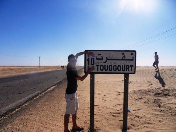 en pliende désert  perdu