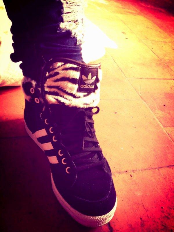 mes nouvelle chaussur  aviiis ????