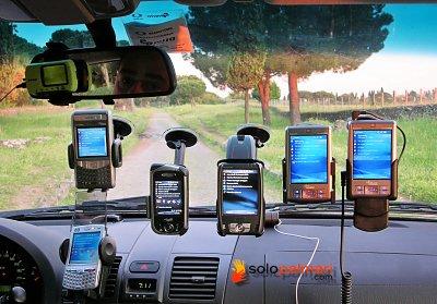 Le GPS qui marche pas