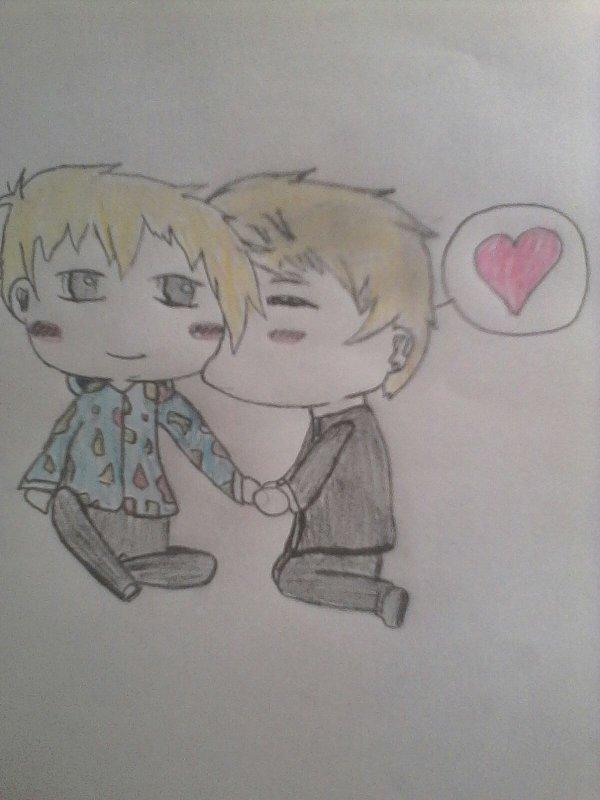 Un de mes dessin