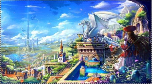 Bienvenue à Arya, le véritable monde des mangas !