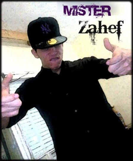 MiSTER ZAHEF - ANA DJAZAiRi -  MEDMiNE  (2010)