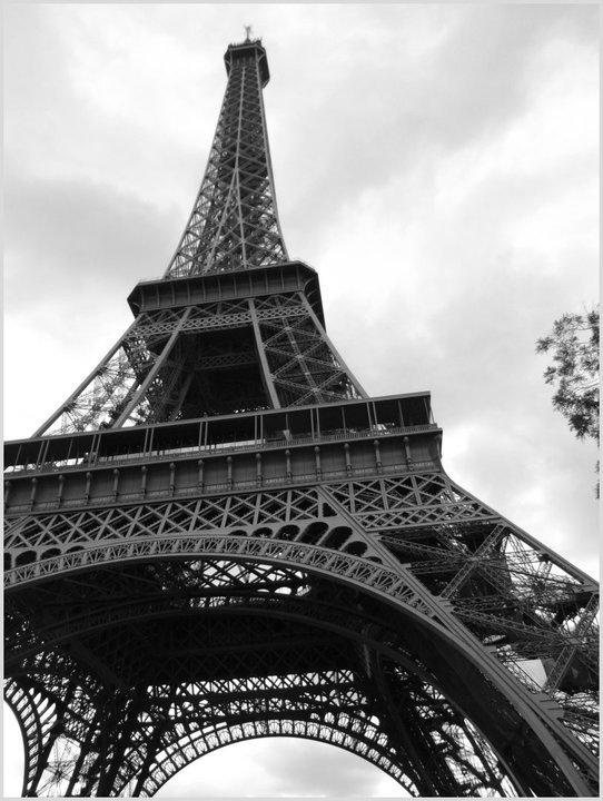 La Tour Eiffel j'adore ♥