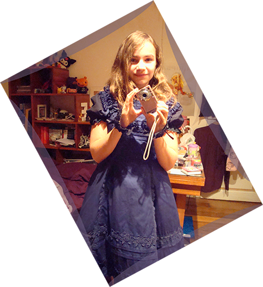 1 • First Dress in Lolita ~