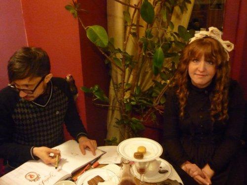 2 • Tea Party Petit Chaperon Rouge with François Amoretti