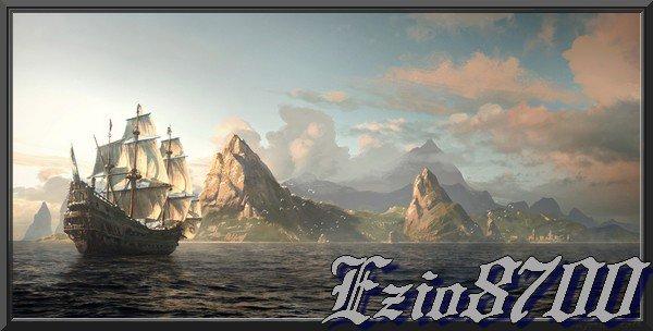 Assassin's Creed IV Black Flag : Les Bateaux