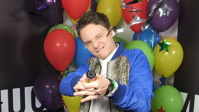 Happy Birthday Conor ....