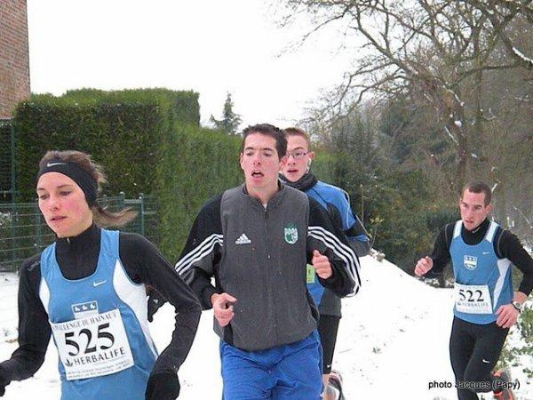Jogging Bracquegnies Belgium