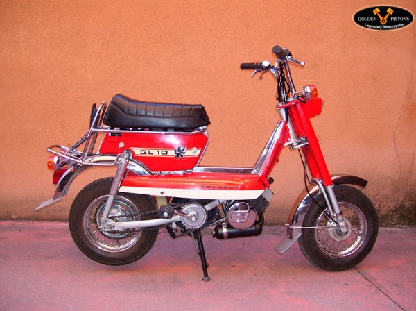 GL10 rouge
