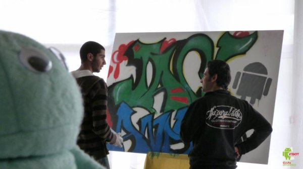 My Graffiti Show