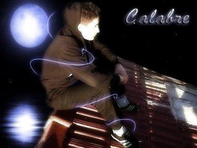 Calabré ( image fait par NICOLA TEXIER  )