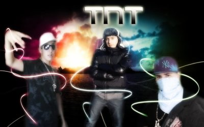 LE GROUPE TNT ( image fait par NICOLA TEXIER )