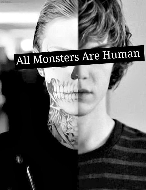 All monster are human