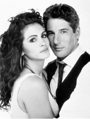 Julia Roberts et Richard gere