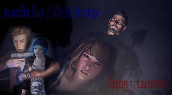 Chapitre 3 : Cauchemars