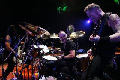 Les set-List des concerts de la tournée en Océanie