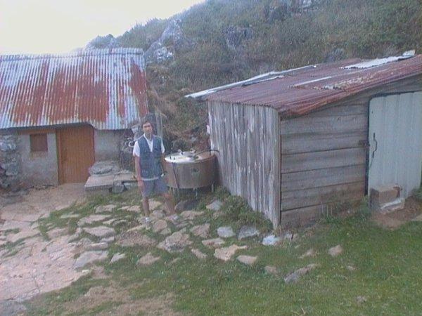 moi a la cabane des bergers 2