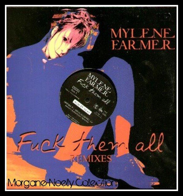 [ Mylène Farmer - Vinyl Fuck Them All ]