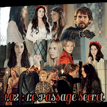S1.02 : Le Passage secret / Snakes in the Garden