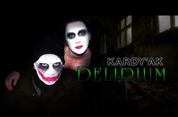 """""""DELIRIUM"""" Le Clip Vidéo / Prochainement"""