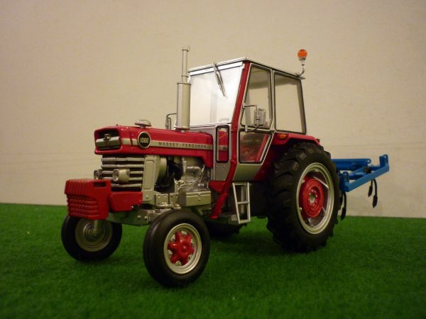 massey ferguson 1080 2rm - bonnel multicultor 2.20m