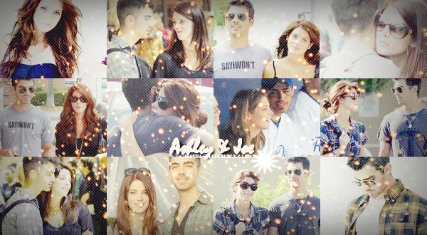 .WELCOME ON JASHLEY-SOURCE !  Your source about Ashley Greene and Joe Jonas ♥.