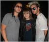 Les twins à LA - 12/07/2012