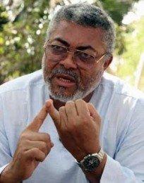 Jerry Rawlings hausse à nouveau le ton : « Gbagbo à La Haye ? Une humiliation pour l'Afrique ! »