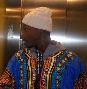 Le Rappeur togolais ELOM 20CE en festival en France