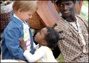 African Festival à Würzburg