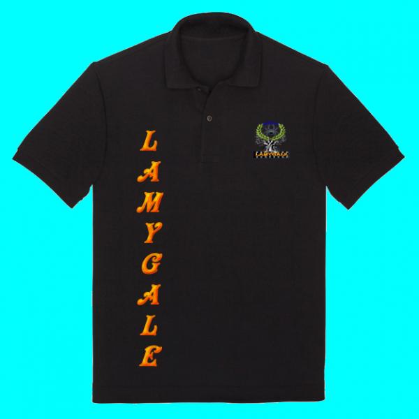 T-SHIRT LAMYGALE