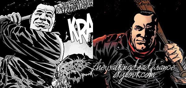 .    SAISON 5   The Walking Dead saison 5 : Negan, le méchant dans la prochaine saison ?!   .
