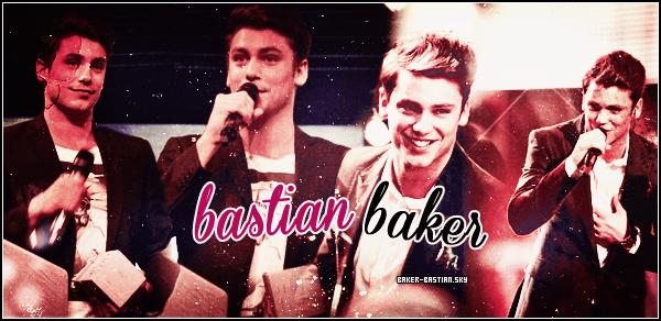 wwe.Baker-Bastian.skyrock.com ● ● ● Bienvenue sur ta nouvelle source d'actu sur le magnifique et talentueux Bastian Baker !