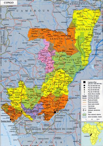 Ce site est un carrefour d'informations sur le CONGO BRAZZAVILLE