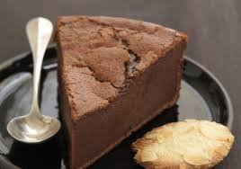 flan au chocolat noire corsé !!!