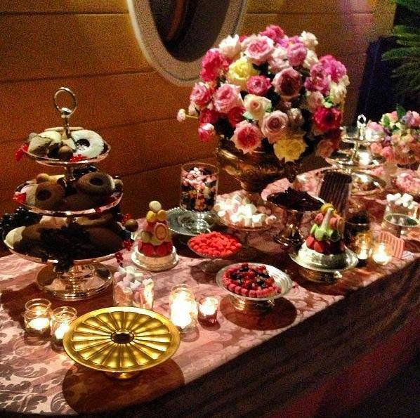 Madonna birthday party !