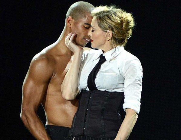 Madonna et Brahim c'est fini !