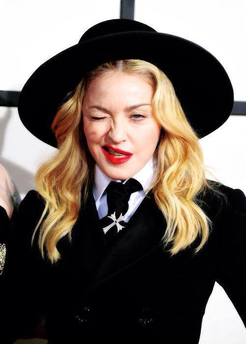 Madonna aux Grammy Awards 2014