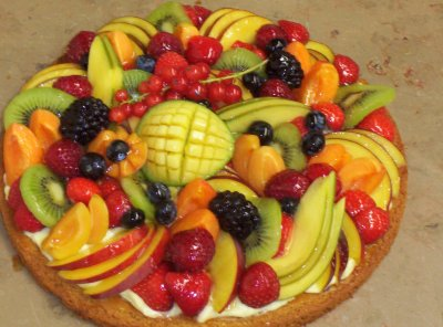 tarte aux fruits frais mon job de patissier. Black Bedroom Furniture Sets. Home Design Ideas